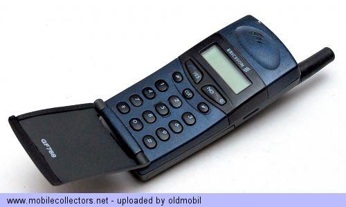vieux portable ericsson